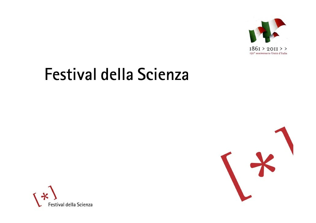 Genoa Science Festival 2011