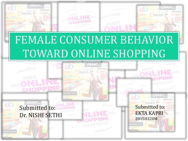 attitude and behavior towards internet shopping While attitude and gender are important factors that affect online shopping  behavior, toward online shopping attitude remains a poor understood construct.