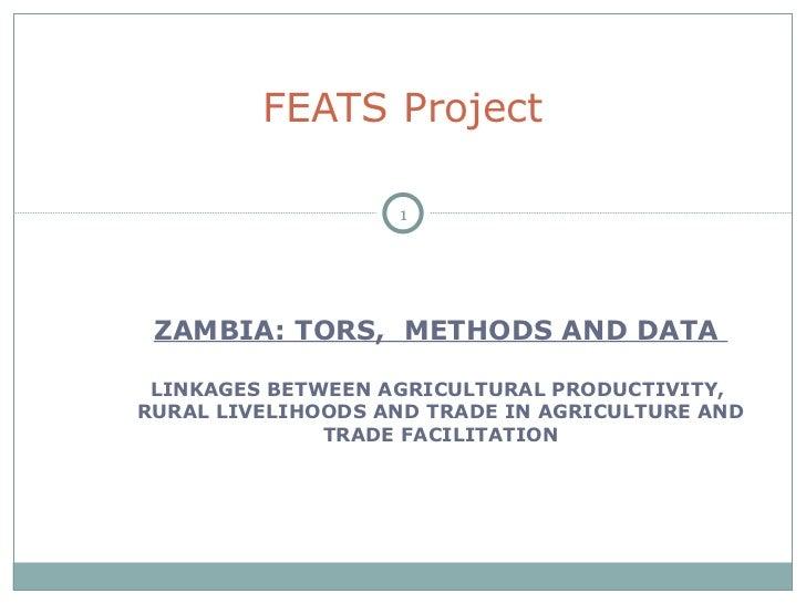 Feats ii research-zambia