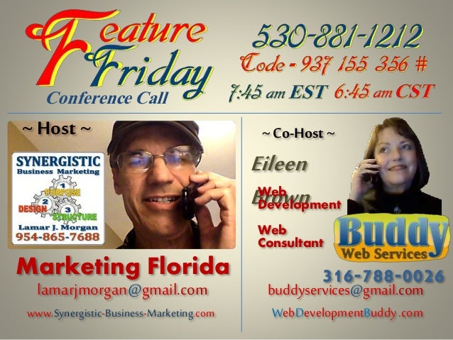 """How to best benefit from """"Feature Friday"""""""