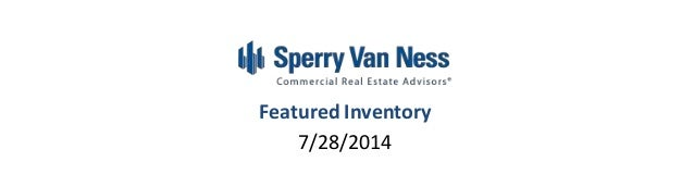 #CRE national sales call featured properties 7-28-14