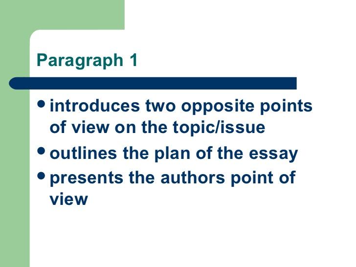good academic essay