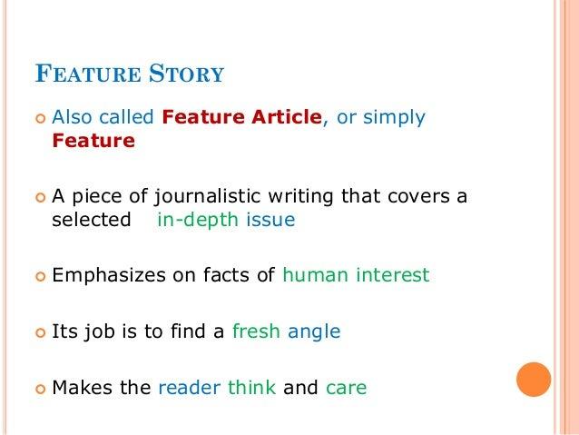 Basics of story writing