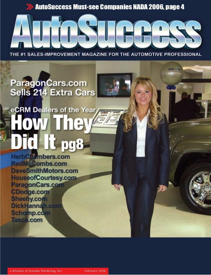 Autosuccess Feb06