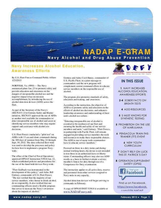NADAP E-Gram Feb2013