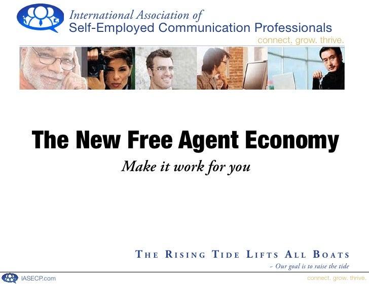 The New Free Agent Economy