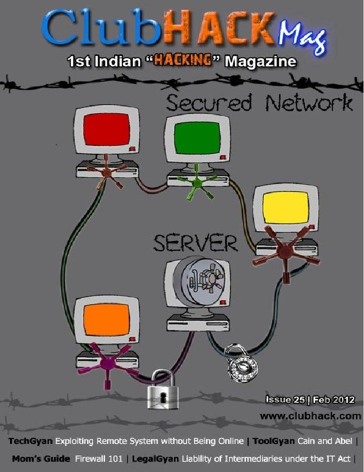 Clubhack Magazine Issue  February 2012