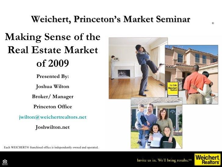February Princeton Market Seminar