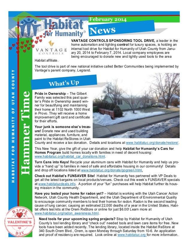 Feb2014 newsletter