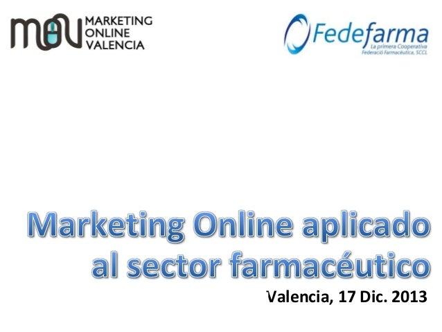 Marketing online para la oficina de farmacia