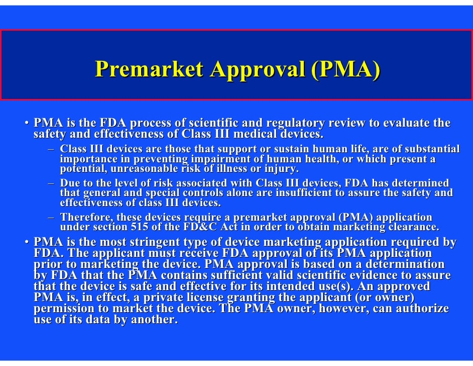 the process of approving drugs by the fda