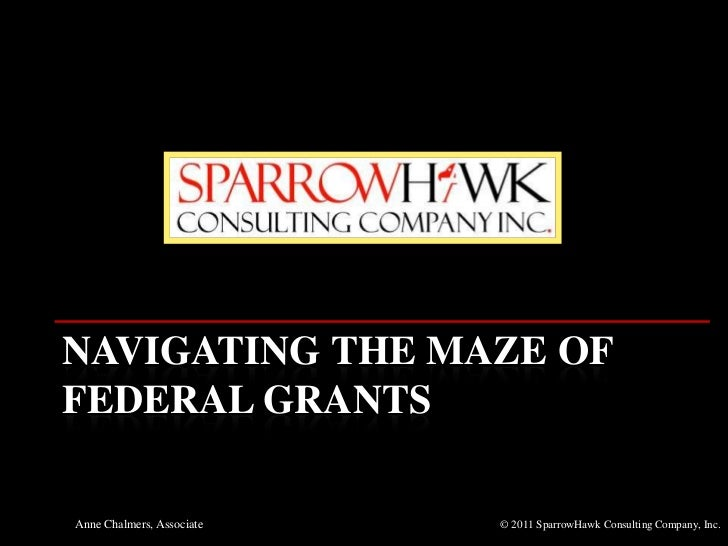 Federal Grants For Tribes