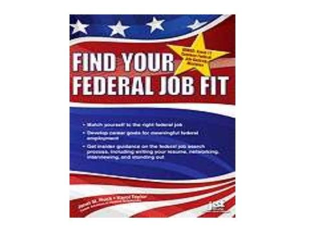 Federal Job Fit