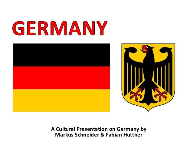 Federal republic of germany   basics and culture