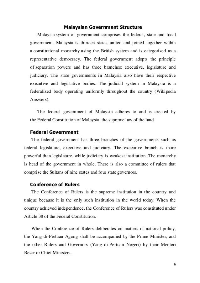 essay electronic government in malaysia