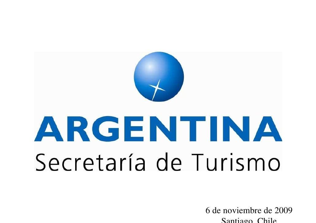 VIII Cumbre Turismo - Sistema Argentino de Calidad Turística