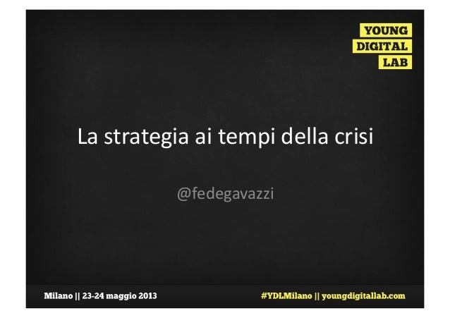 Federico Gavazzi - Digital Strategy
