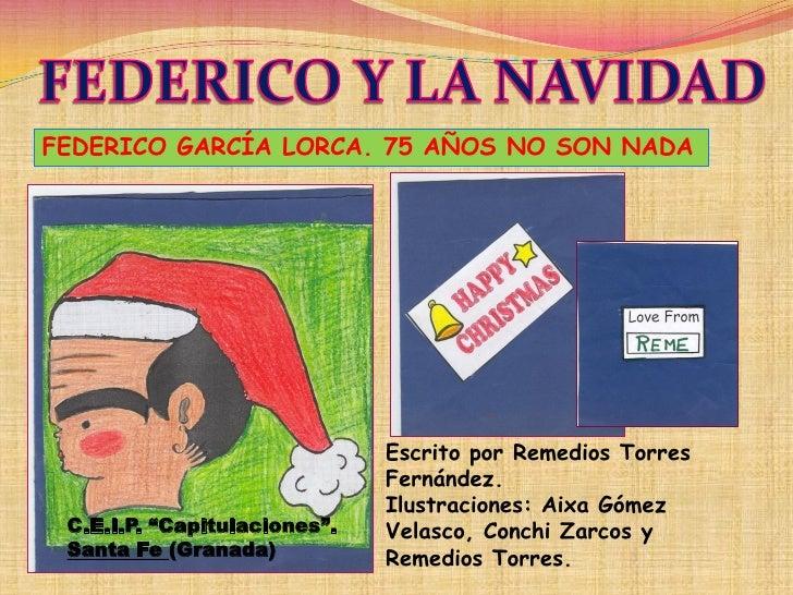 Federico y la navidad
