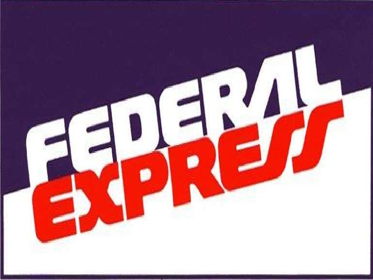 fedex brand presentation
