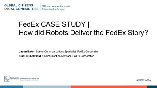 fedex case