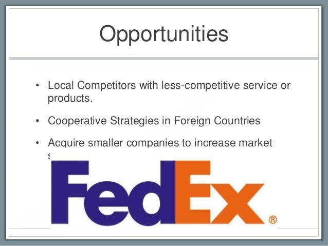 fedex vs ups competitive advantage essay - fedex corp vs united parcel service, inc fedex will produce  fedex and ups in order to keep the company competitive advantage  the essay summarizes a.