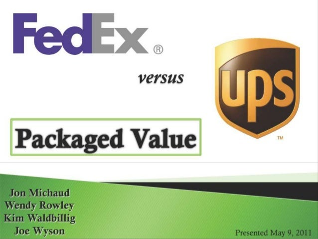 ups vs fed ex swot analysis This paper will be focused on two main sections- qualitative analysis including business strategy, key success factors, and swot analysis compared to fedex etc, and quantitative analysis including financial analysis, profitability, discounted free cash flow valuation models, and target prices etc.