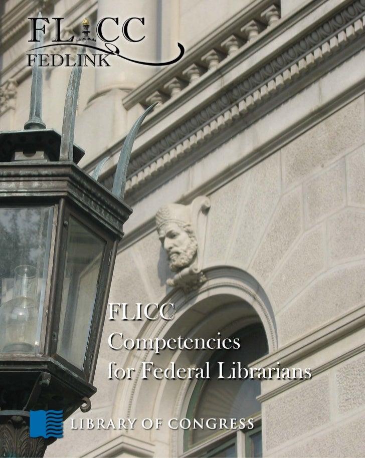 Fed lib 2011 competencies