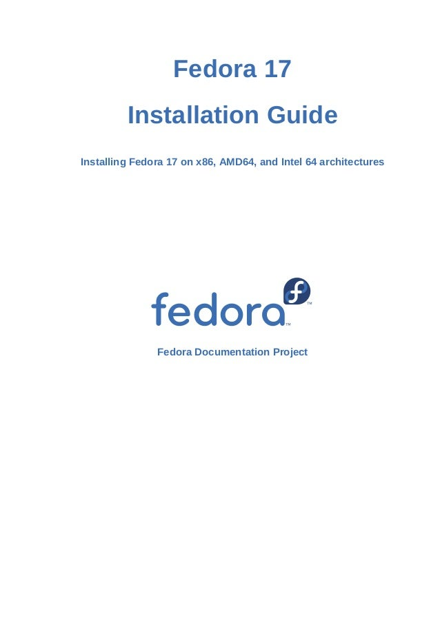 Fedora 17-installation guide-en-us