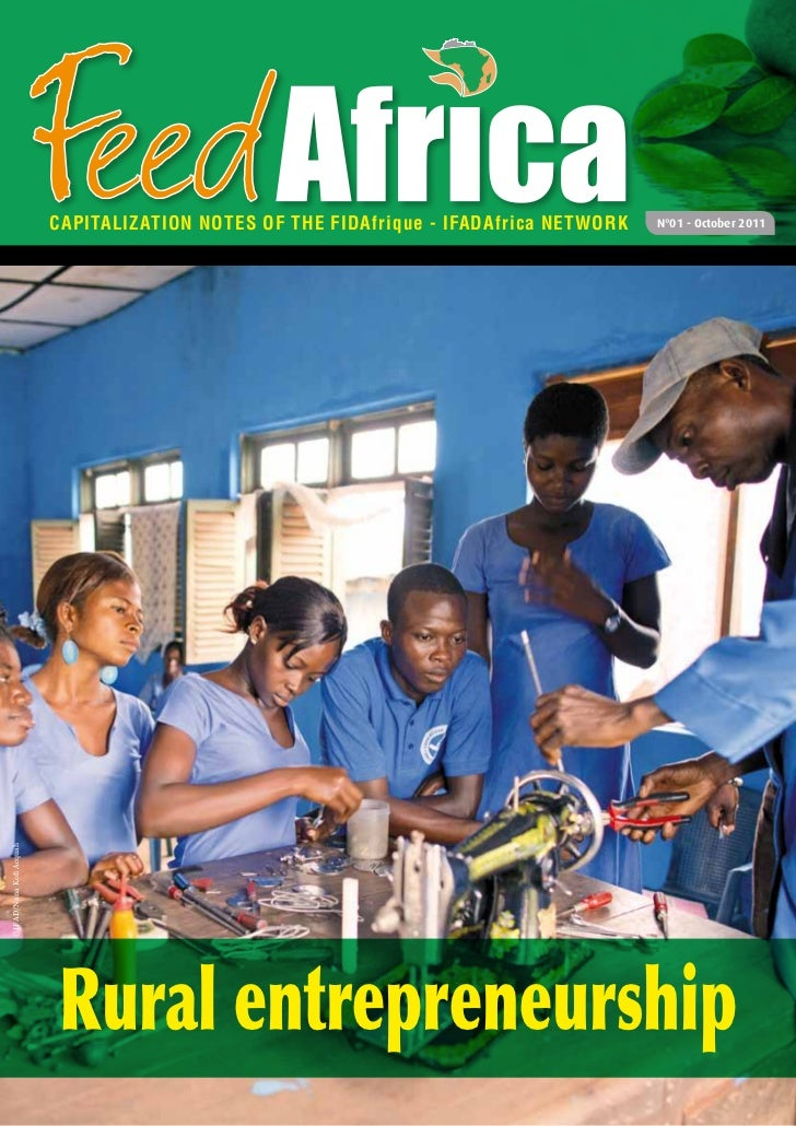 Feed AFRICA N°1 - Rural Entrepreneurship