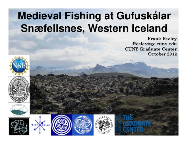 Medieval Fishing at GufuskálarSnæfellsnes, Western Iceland                             Frank Feeley                      f...