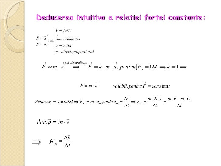 acceleratia gravitationala formula