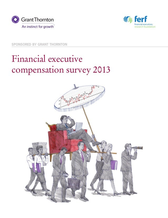 Financial executivecompensation survey 2013SPONSORED BY GRANT THORNTON
