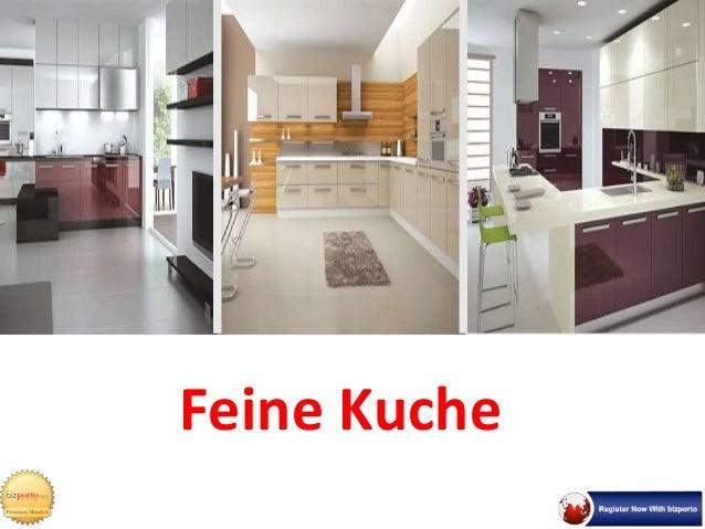 Modular Kitchen And Furniture In Pune Feine Kuche
