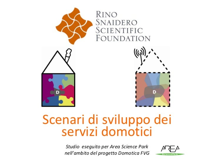 Felice fanizza x rino snaidero scientific fundation