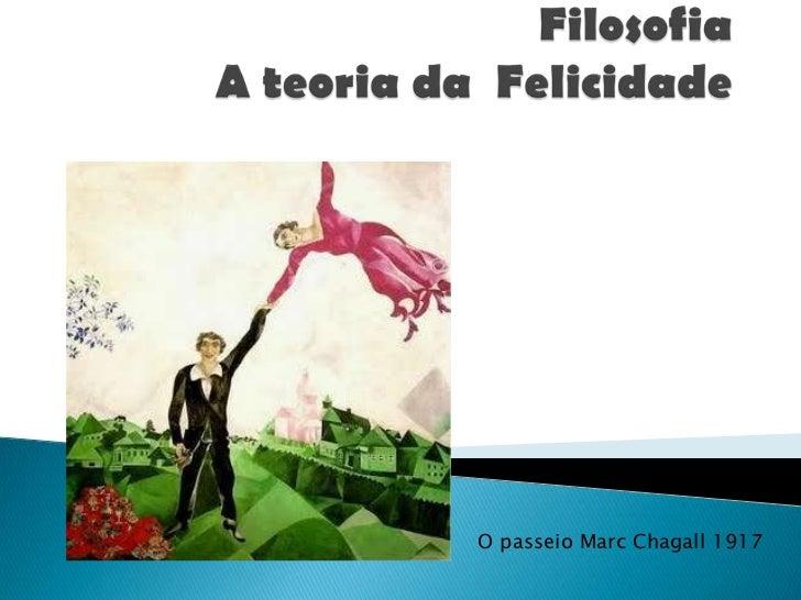 O passeio Marc Chagall 1917