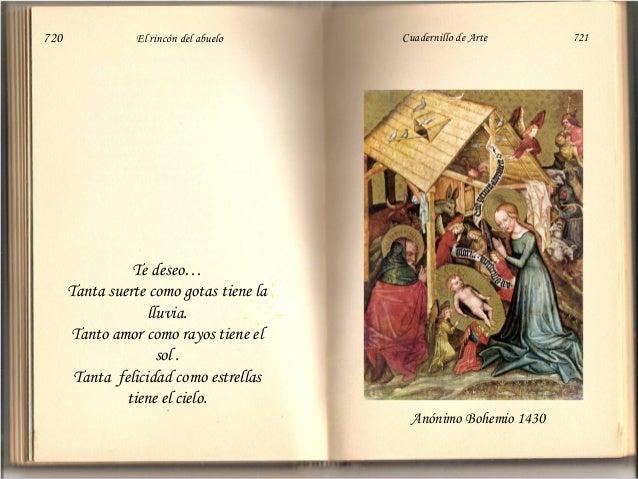 720  El rincón del abuelo  Cuadernillo de Arte  Te deseo… Tanta suerte como gotas tiene la lluvia. Tanto amor como rayos t...
