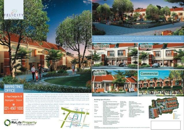 Felicity e-brochure property