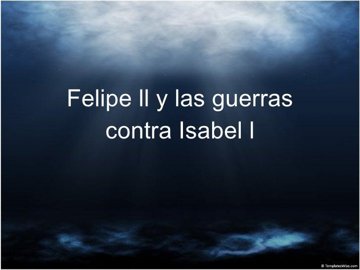 Felipe ll (1)