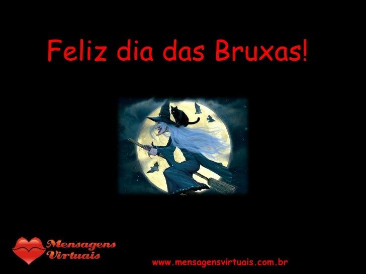 www.mensagensvirtuais.com.br Feliz dia das Bruxas!