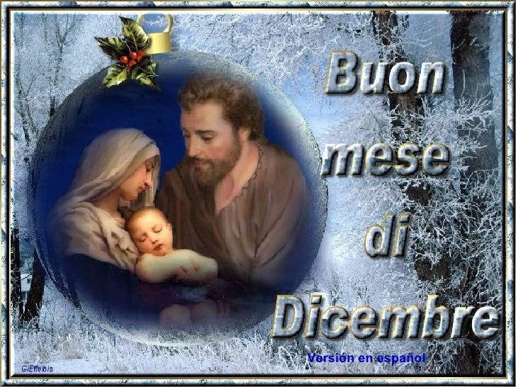 Feliz mes de Diciembre para todos