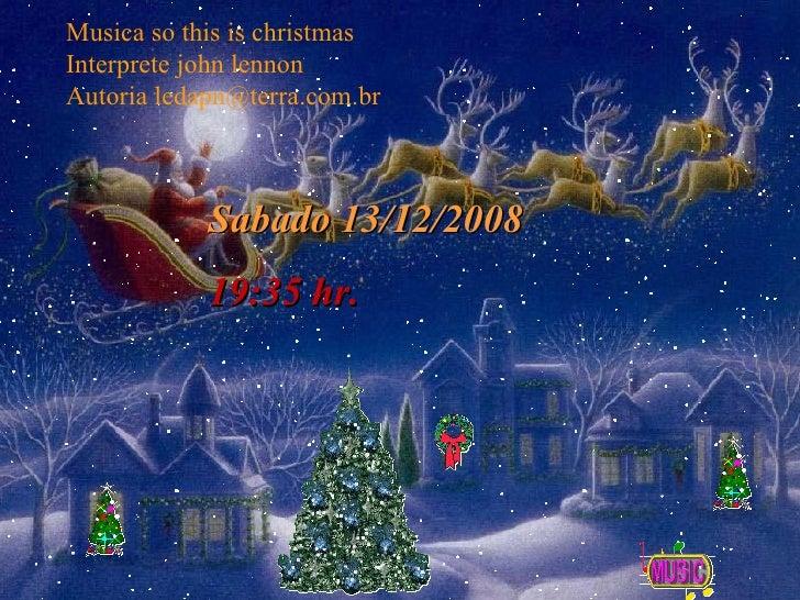 Feliz Natal 08
