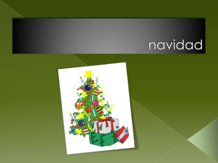 navidad<br />