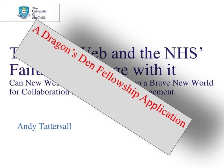 NIHR Fellowship Presentation