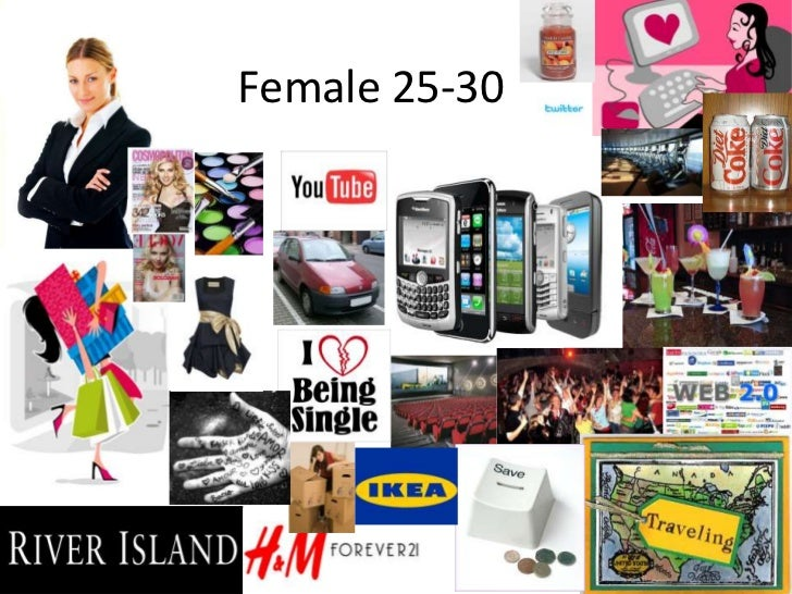 Female 25-30<br />