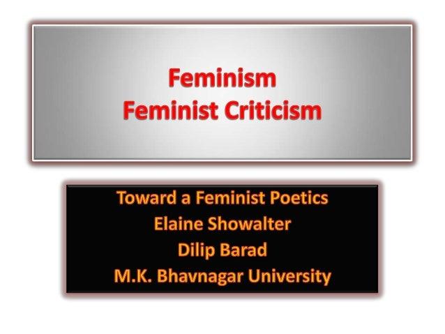 Essay Feminism