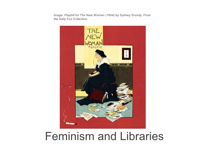 Feminism And Libraries