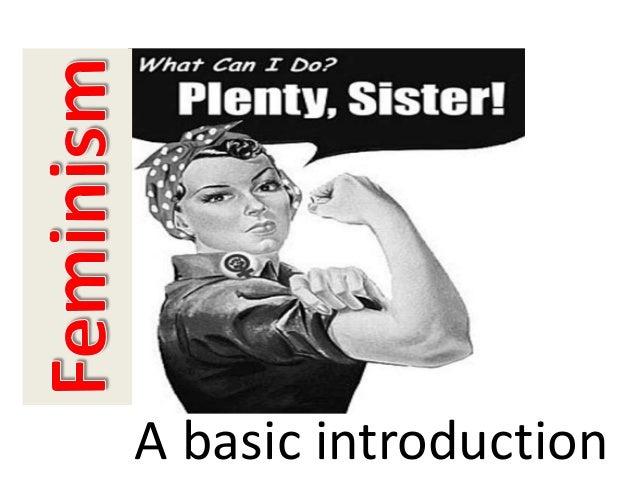 Feminism an introduction