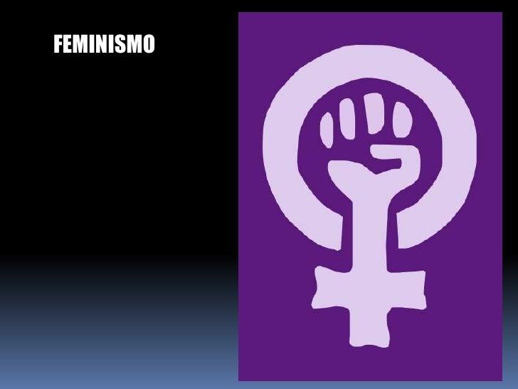 FEMINISMO<br />