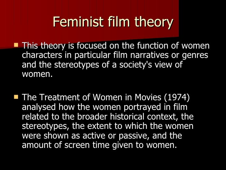 feminist theory and the misguided shows There are too many wildly different divisions within feminist theory to name national data shows that the vast she argued that victim feminism.