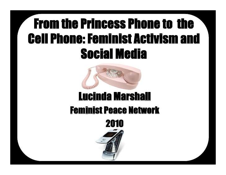 Feminist Activism And Social Media